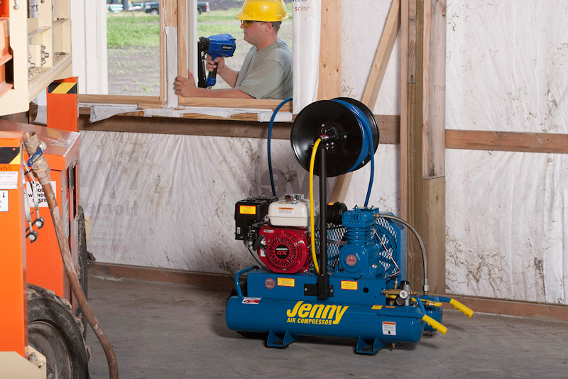 Jenny-Air-Compressors-For-Roofing-Specialties