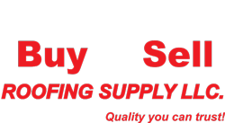 Buy & Sell Roofing Supply LLC Footer Logo