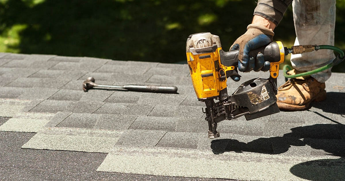 Roofing nailers in Georgia